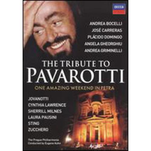 The Tribute to Pavarotti WSE DTS/2