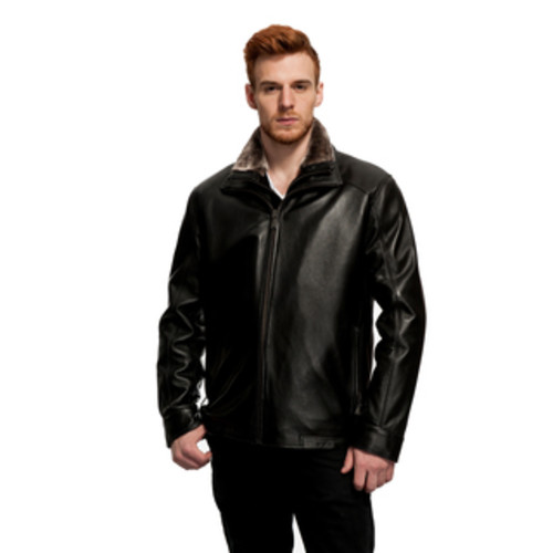 Mason & Cooper Norton Leather Jacket