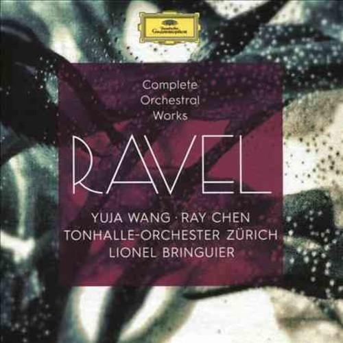 Tonhalle-Orchester Zurich - Ravel: Complete Orchestral Works