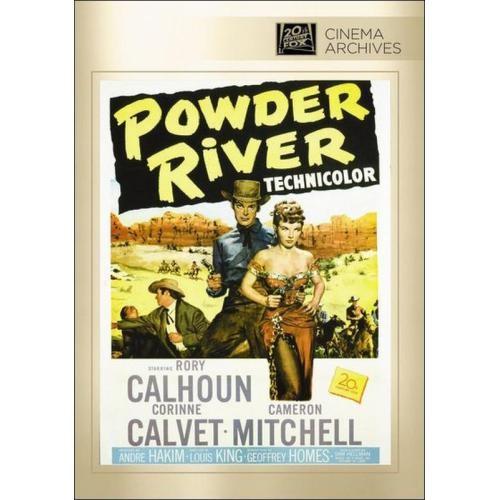 Powder River [DVD] [1953]
