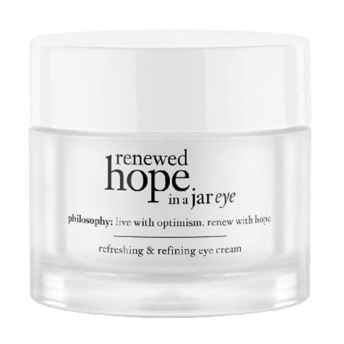 philosophy renewed hope refining eye cream 0.5 oz.