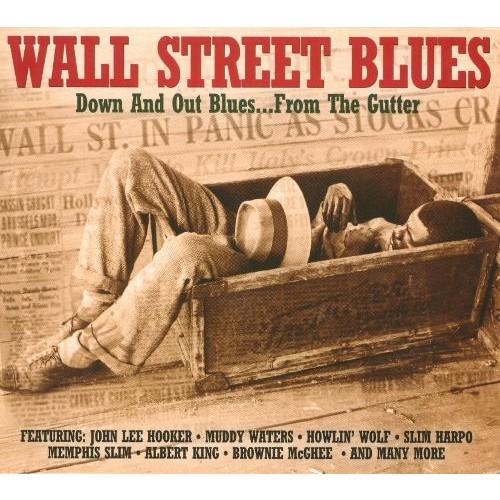 Wall Street Blues [CD]