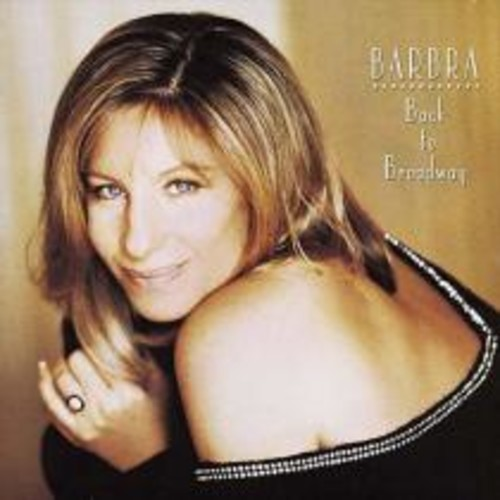 Back to Broadway [CD]