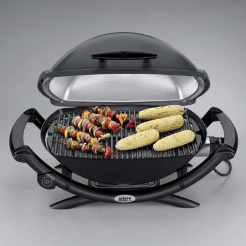 Weber Q 2400 Portable Electric Grill