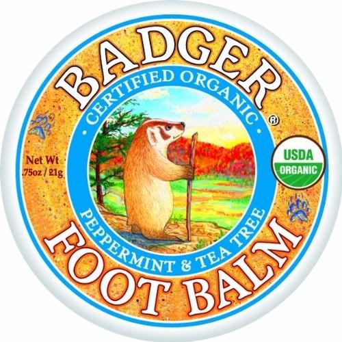 Badger Foot Balm - .75 oz Tin [0.75]