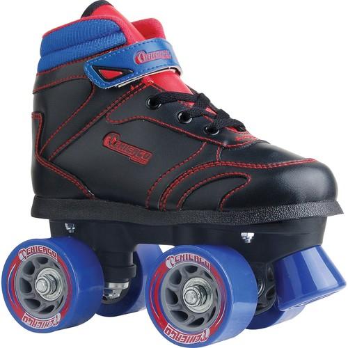 Chicago Boys Sidewalk Skate Black