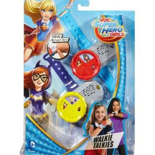 DC Comics,Mattel,DC Super Hero Girls DC Super Hero Girls Walkie Talkies