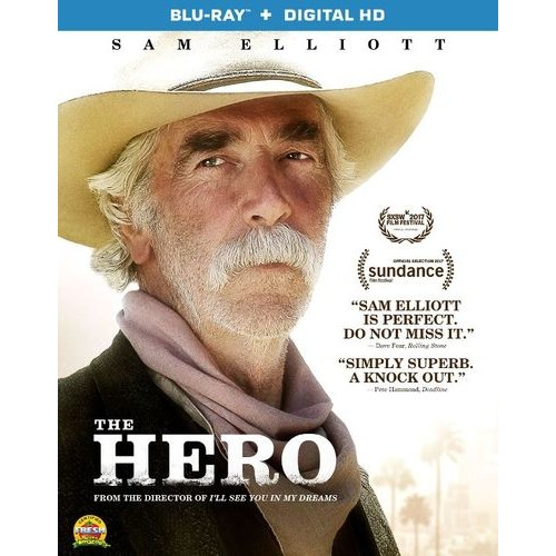 The Hero [Blu-ray] [2017]