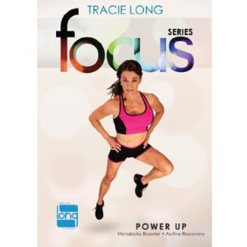 TRACIE LONG FOCUS-POWER UP (DVD) (ENG/16X9/1.78:1/2.0) (DVD)