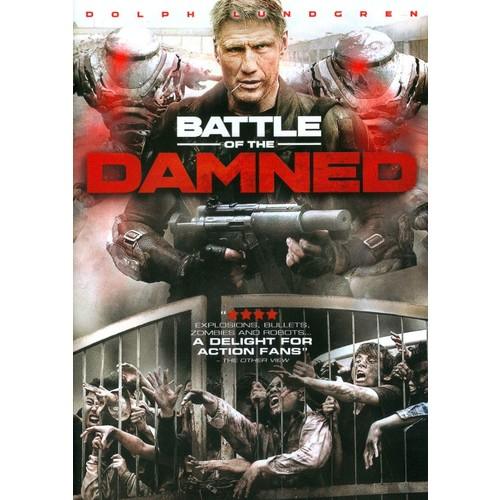 Battle of the Damned [DVD] [2013]