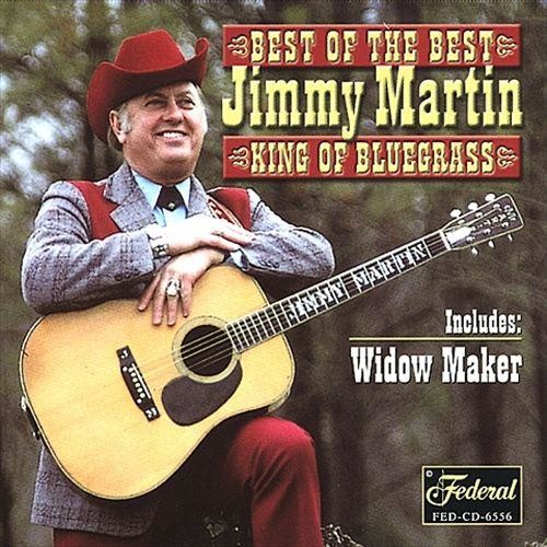Best of the Best: King of Bluegrass [CD]