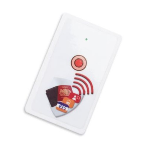 Slim Bluetooth Tracker