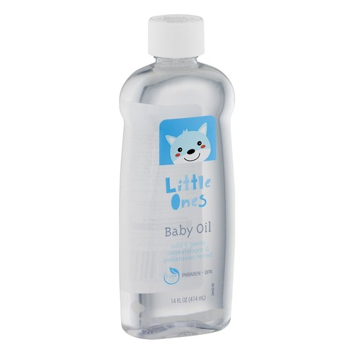 Little Ones Baby Oil 14 oz