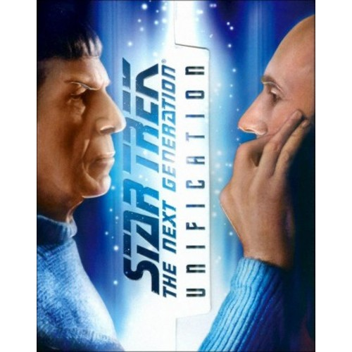 Star Trek: The Next Generation - Unification (Blu-ray)
