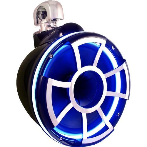Wet Sounds REV10-Blue (Blue) LED light rings for Revolution 10 marine speakers