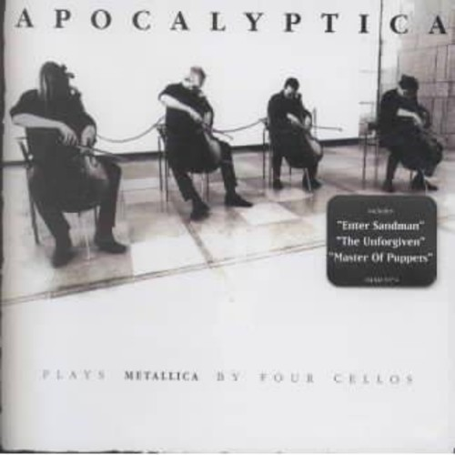 Apocalyptica - Apocalyptica plays metallica by four (CD)