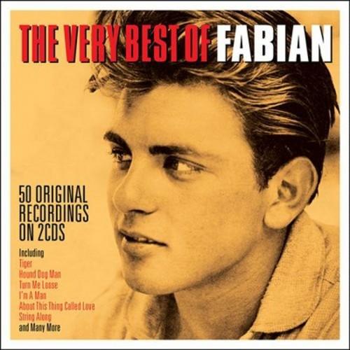 The Very Best of Fabian [CD]