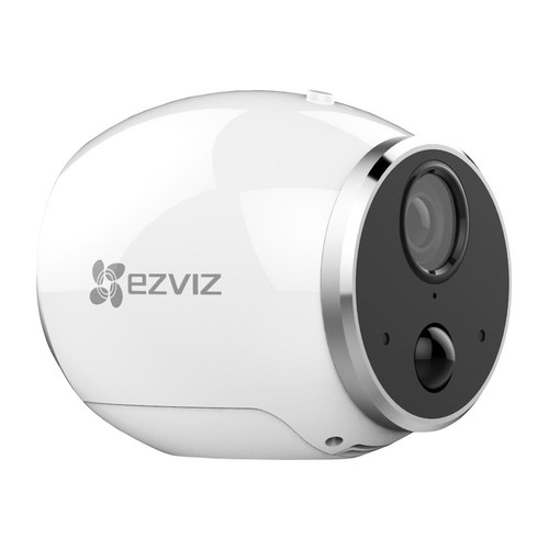 EZVIZ Indoor/Outdoor Add-On Camera for Mini Trooper Wire-Free HD Smart Home Security System (Base Station Required)