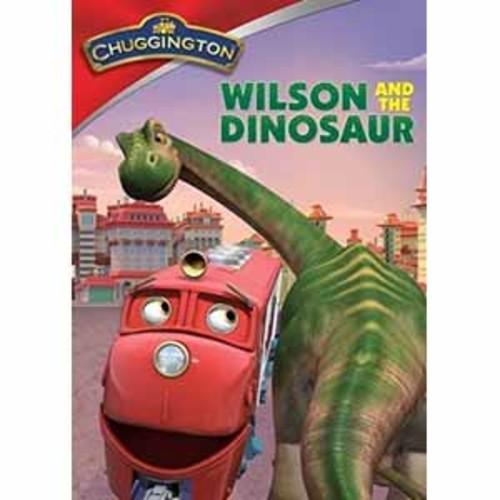 Chuggington: Wilson Dinr Anch63618Dvd/Television