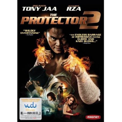 The Protector 2 (DVD + Digital Copy) (Walmart Exclusive) (Thai)