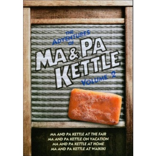 The Adventures Of Ma & Pa Kettle Vol. 2 (DVD)