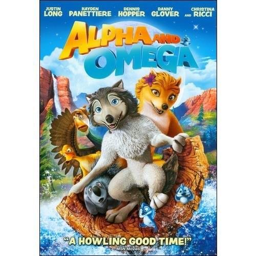 Alpha and Omega [DVD] [2010]