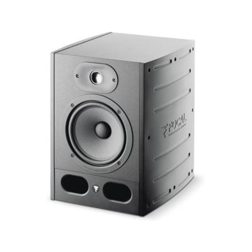 Focal Alpha 65 2-way powered studio monitor with 6-1/2