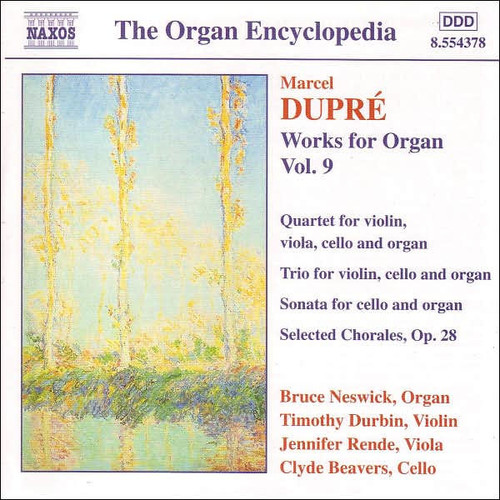 Dupr: Works for Organ, Vol. 9