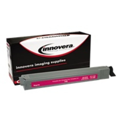 Innovera 7400M Compatible with 106R01078 (Phaser 7400) Toner, 18000 Yield, Magenta