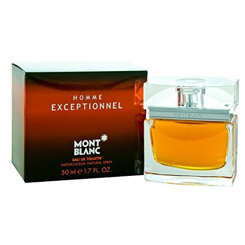 Homme Exceptionnel by Montblanc for men Eau De Toilette Spray 1.7 Ounce