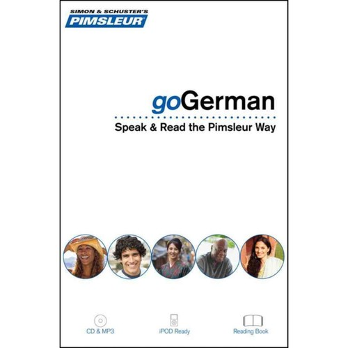 goGerman: Learn to Speak, Read, and Understand German with Pimsleur Language Programs