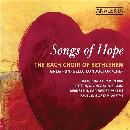 Songs of Hope [CD]