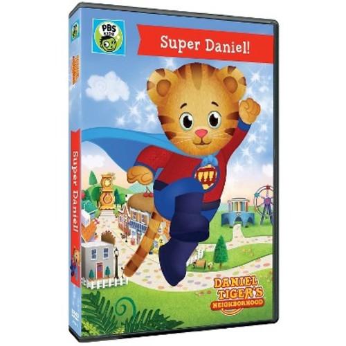 Daniel Tiger's Neighborhood: Super Daniel (DVD)