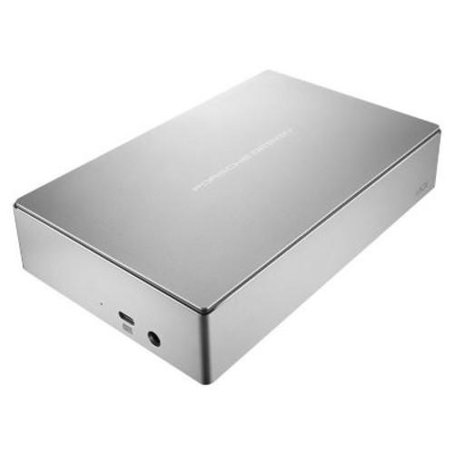 LaCie Porsche Design STFE8000100 8TB USB 3.1 External Hard Drive