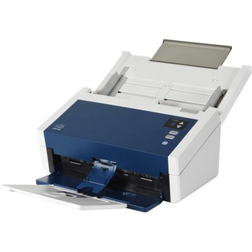 Xerox DocuMate 6440 - Document scanner - Duplex - 8.5 in x 118 in - 600 dpi - up to 60 ppm (mono) / up to 60 ppm (color) - ADF (80 sheets) - up to 6000 scans per day - USB 2.0 (XDM6440-U)