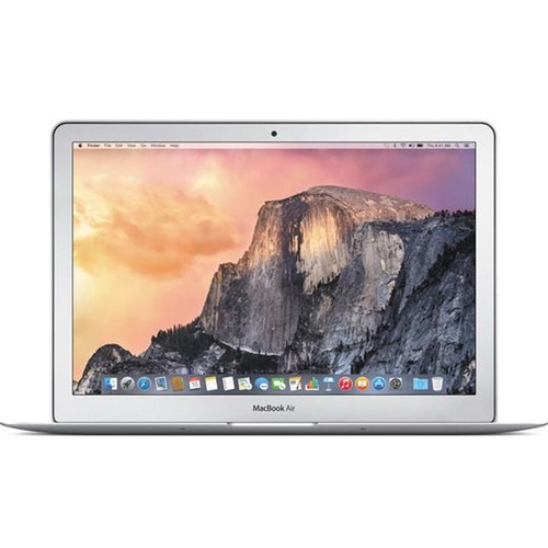 Apple Laptop MacBook Air MMGG2LL/A Intel Core i5 5th Gen 1.60 GHz 8 GB LPDDR3 Memory 256 GB PCIe-Based Flash Storage Intel HD Graphics 6000 13.3