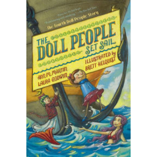 The Doll People Set Sail (Doll People Series #4)