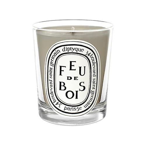 Diptyque 34 Bazar Collection Feu De Bois Mini-Candle