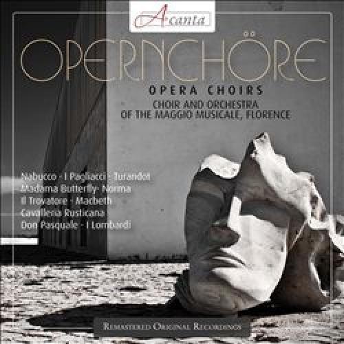 Opera Choirs - CD