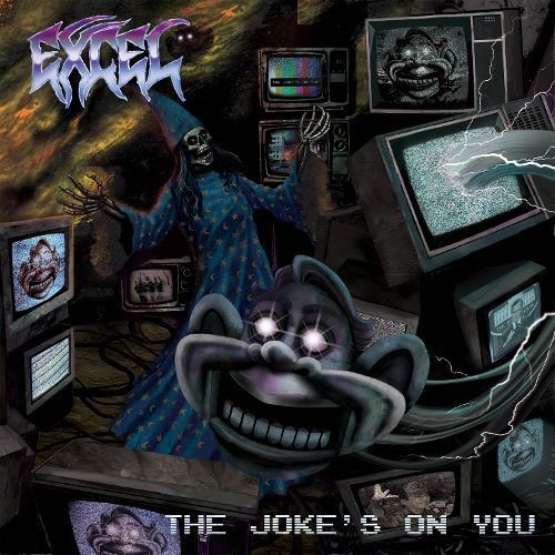 The Joke's on You [CD]