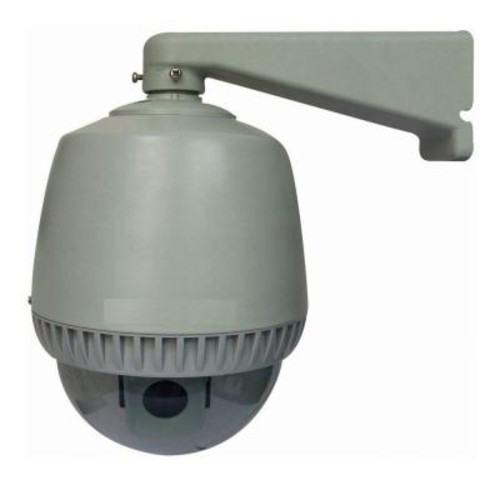 SeqCam Wired Speed Dome Indoor/Outdoor Security Camera