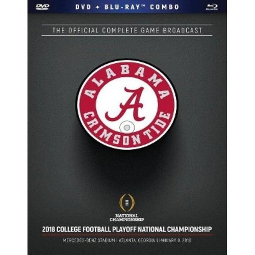 2018 Cfp National Championship (Blu-ray)