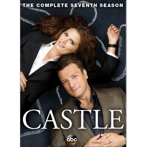Castle: The Complete Seventh Season [5 Discs] [DVD]