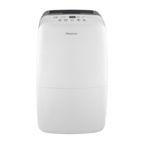 Hisense 50-Pint 2-Speed Dehumidifier ENERGY STAR with Heater