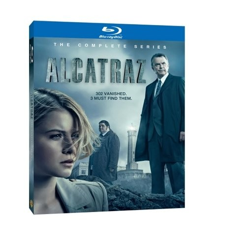 Alcatraz: The Complete Series [2 Discs] [Includes Digital Copy] [UltraViolet] [Blu-ray]