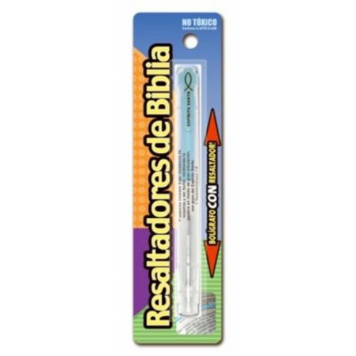 Divinity Boutique 90492 Span - Highlighter Ball Point Pen, Replenishment Pack - Blue - Pack of 12 (ANCRD84406)
