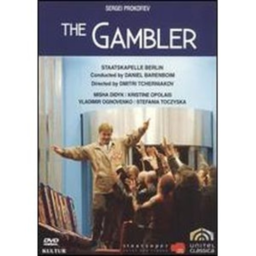 The Gambler WSE DD2