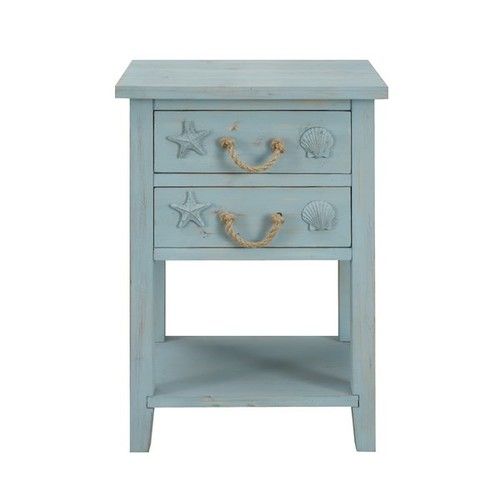 Suzi End Table with Storage