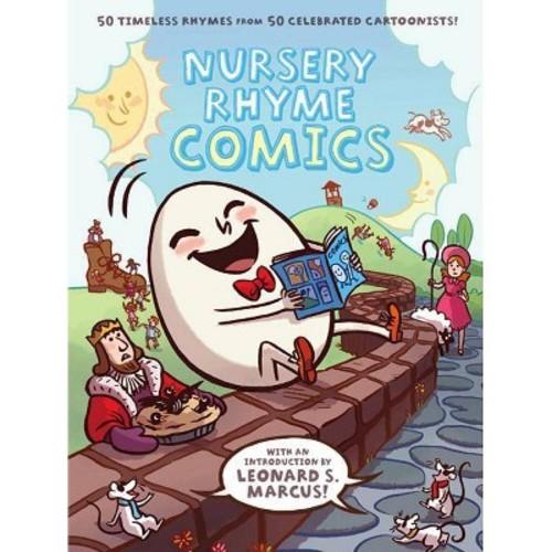 Nursery Rhyme Comics (Hardcover)