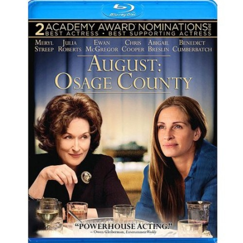 August: Osage County (Blu-ray) (Widescreen)